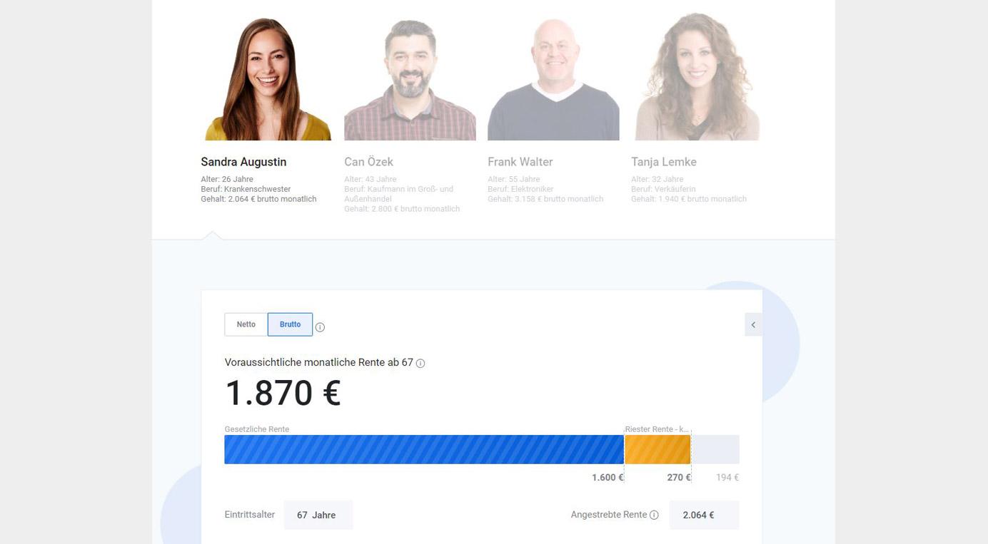 Rentencockpit App